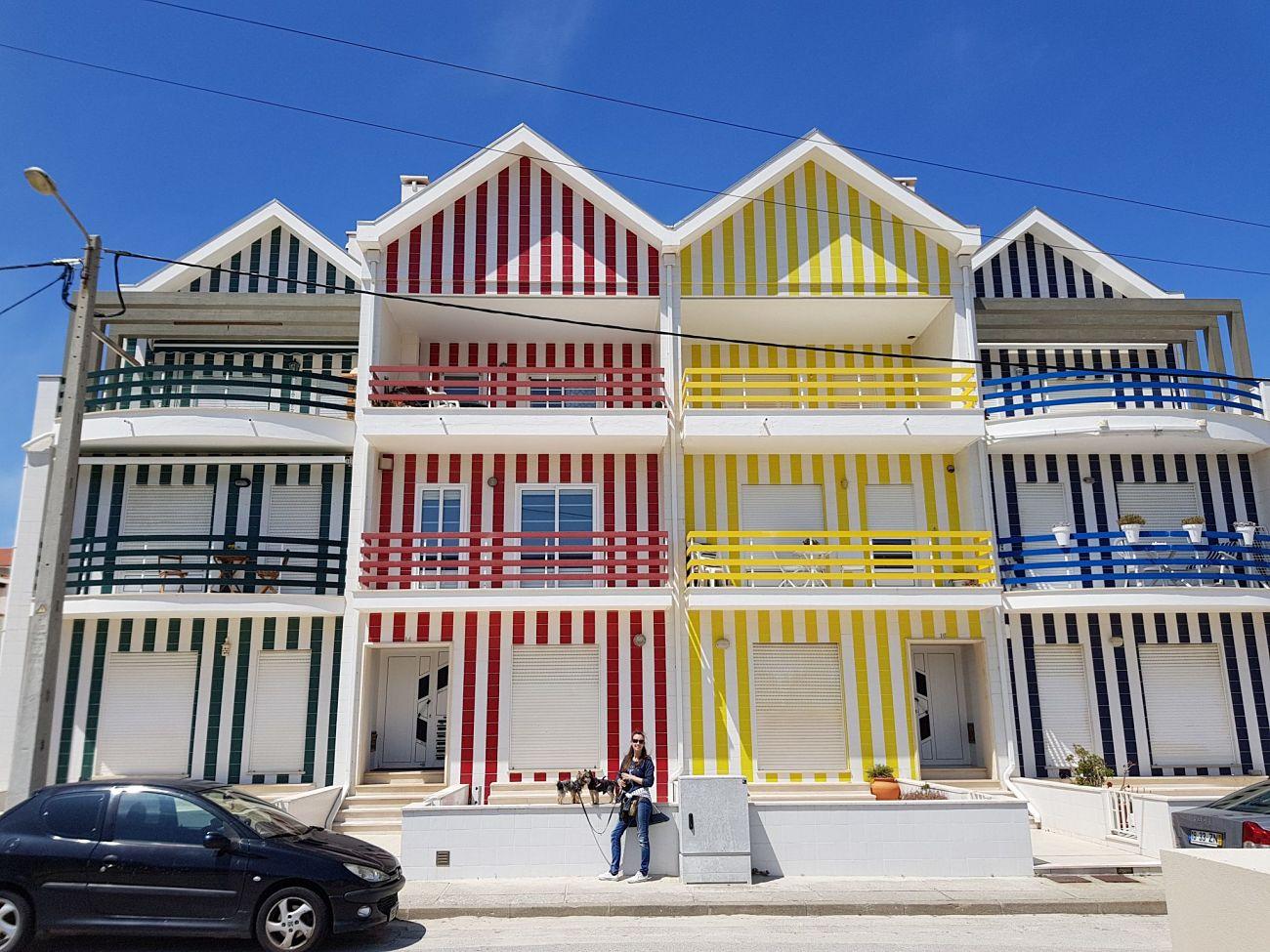 Casas Aveiro Playa Pekes Viajeros