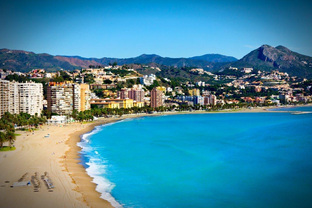 Playa Málaga