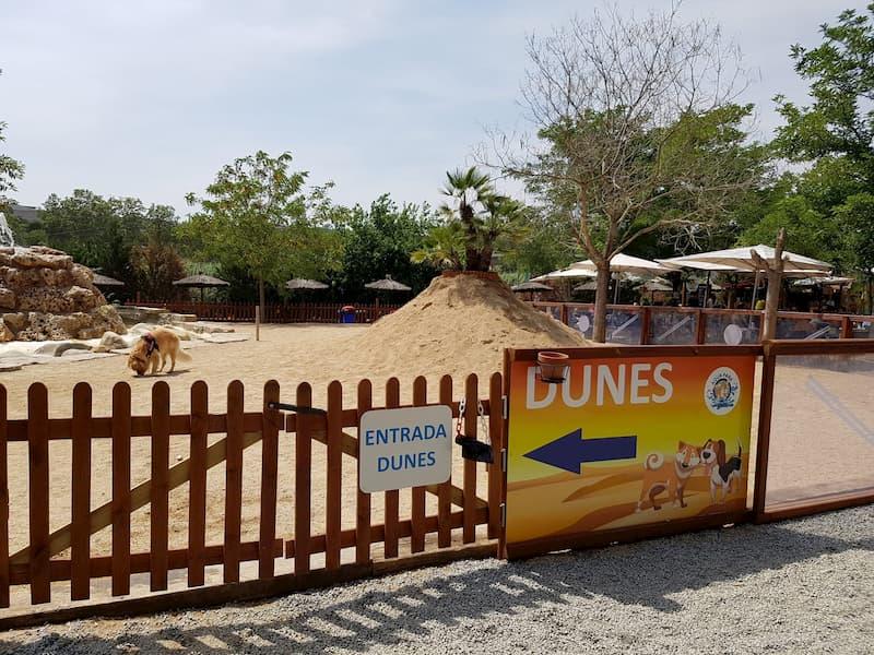 zona dunas