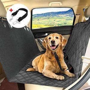 Guía de las mejores fundas del coche para perros