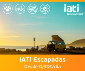 Mejor seguro para mascotas de viaje 2021 🥇 IATI Escapadas