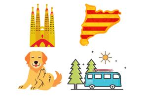 Cataluña con perro 🥇 Las 14 mejores actividades