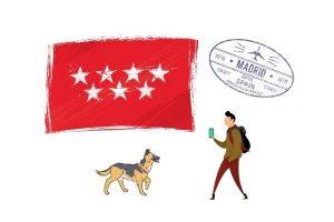 Madrid con perro ❤️ Disfrútala al Máximo